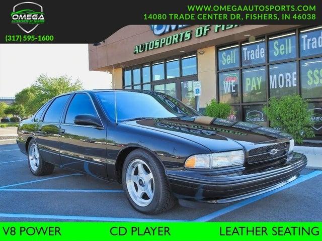 1996 Chevrolet Impala SS Sedan RWD