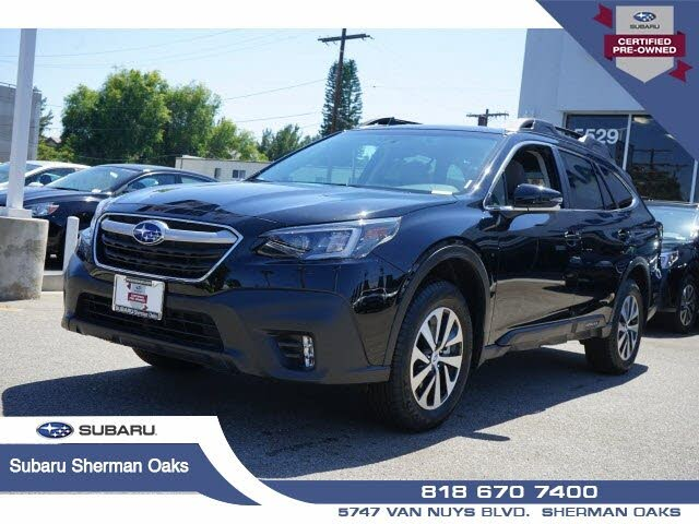 2021 Subaru Outback Premium Crossover AWD