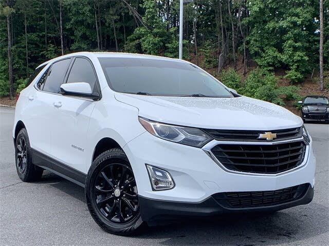 2018 Chevrolet Equinox 1.5T LT FWD