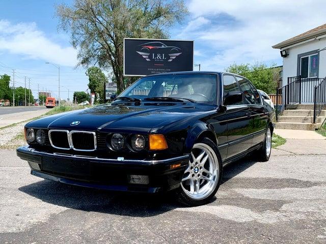 1994 BMW 7 Series 740iL RWD