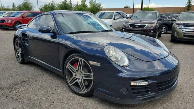 2007 Porsche 911 Turbo AWD
