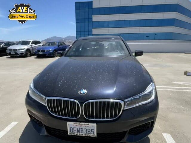 2019 BMW 7 Series 750i RWD