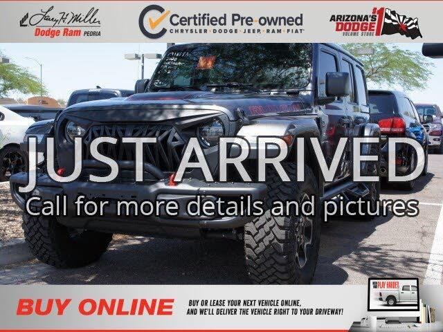 2020 Jeep Wrangler Unlimited Rubicon Recon 4WD