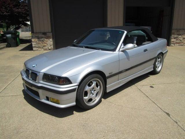 1999 BMW 3 Series 328i Convertible RWD