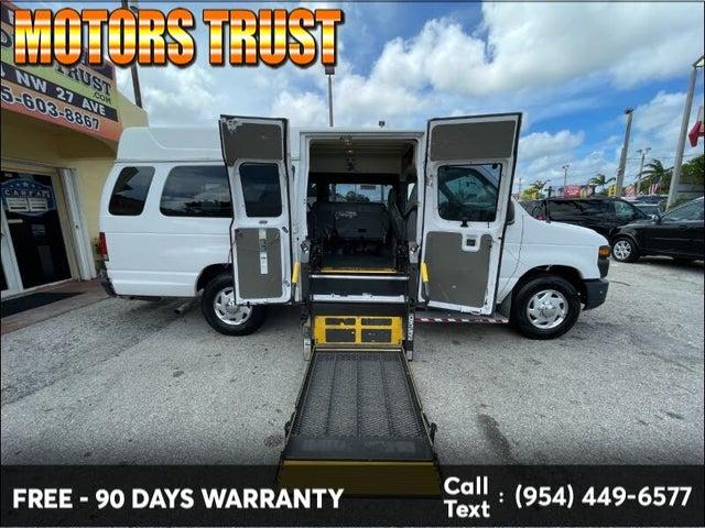 2014 Ford E-Series E-150 Extended Cargo Van