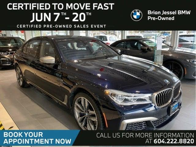 2018 BMW 7 Series M760Li xDrive AWD