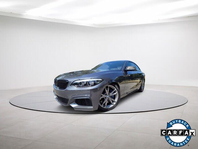 2018 BMW 2 Series M240i Coupe RWD