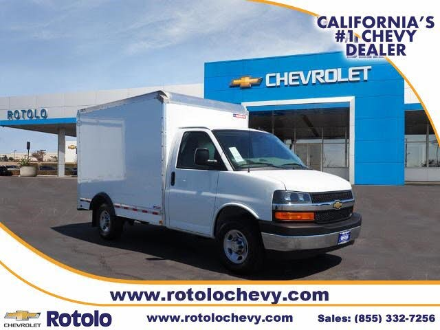 2021 Chevrolet Express Chassis 3500 Cutaway SB
