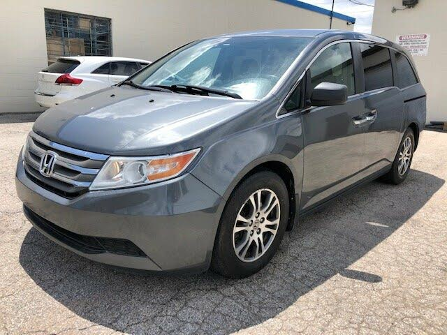 2013 Honda Odyssey EX FWD with DVD