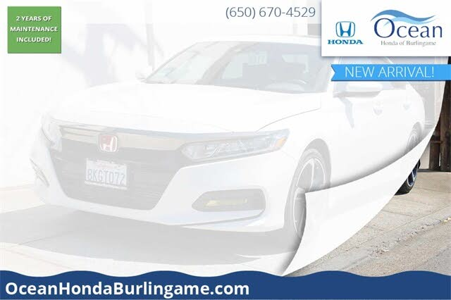 2019 Honda Accord 2.0T Sport FWD