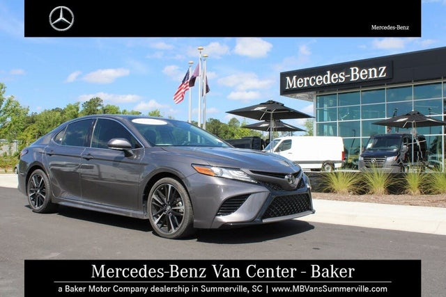 2019 Toyota Camry XSE V6 FWD