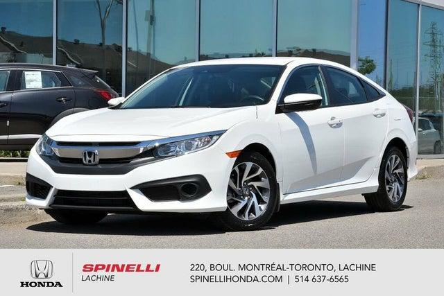 2018 Honda Civic LX with Honda Sensing