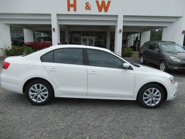 2012 Volkswagen Jetta TDI with Premium