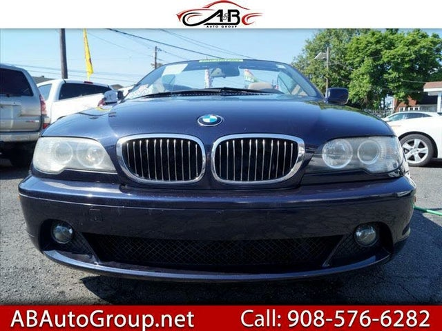 2005 BMW 3 Series 325Ci Convertible RWD
