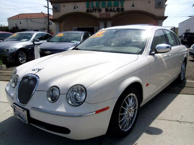 2007 Jaguar S-TYPE 3.0L V6 RWD
