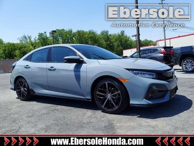 2020 Honda Civic Hatchback Sport Touring FWD