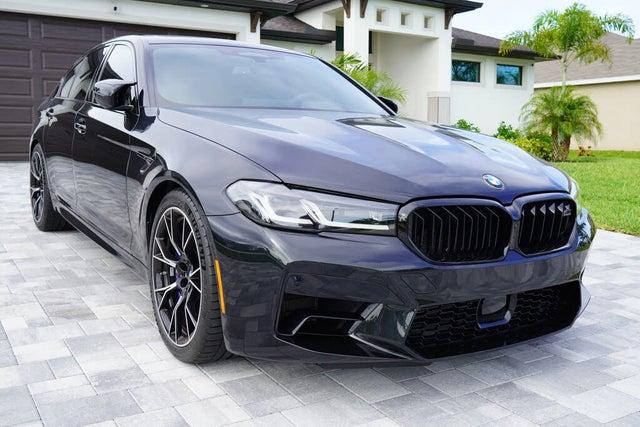 2021 BMW M5 AWD