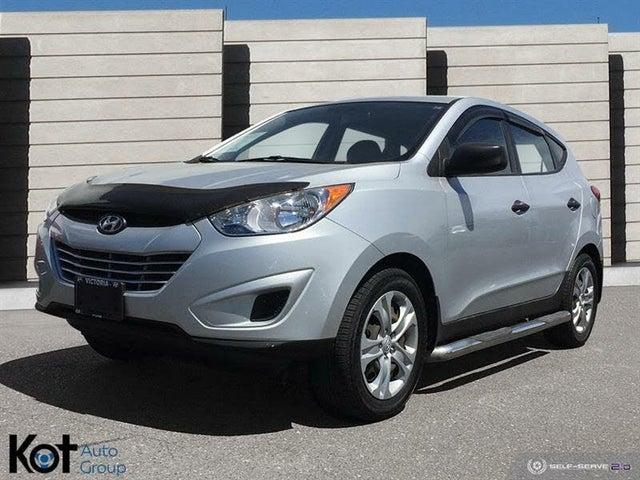 2011 Hyundai Tucson L FWD