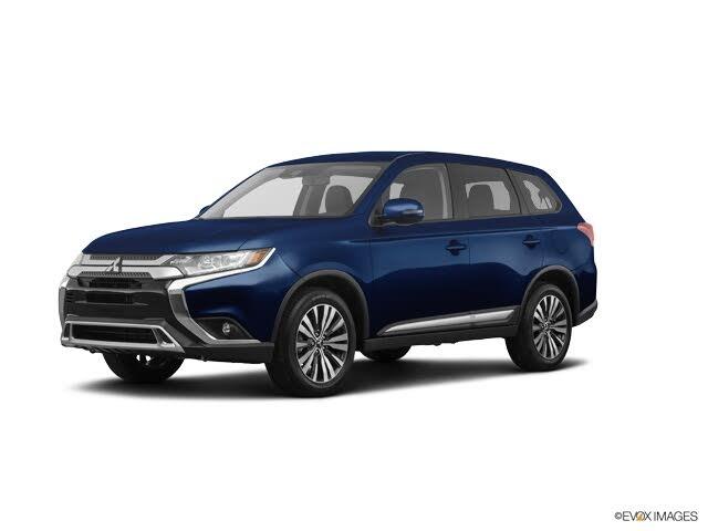 2020 Mitsubishi Outlander LE AWD