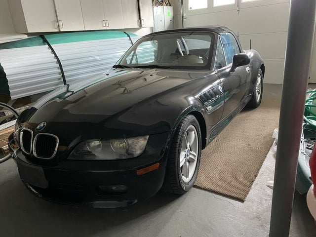 2001 BMW Z3 2.5i Roadster RWD