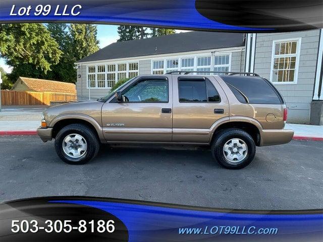 2005 Chevrolet Blazer LS Fleet 4-Door 4WD