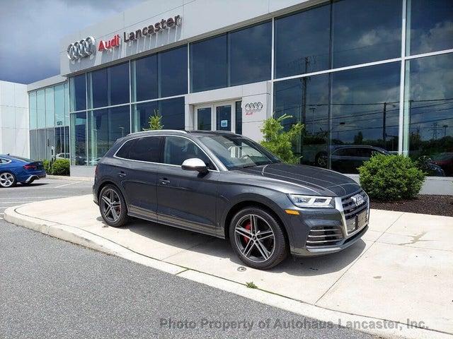 2020 Audi SQ5 3.0T quattro Premium Plus AWD