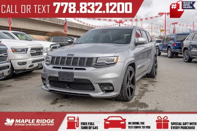 2020 Jeep Grand Cherokee SRT 4WD