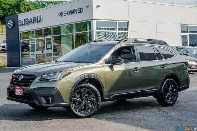 2020 Subaru Outback Outdoor XT AWD