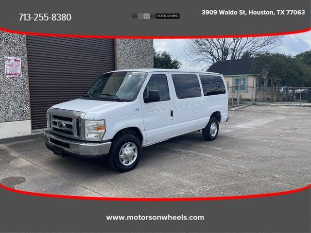 2010 Ford E-Series E-350 XL Super Duty Passenger Van