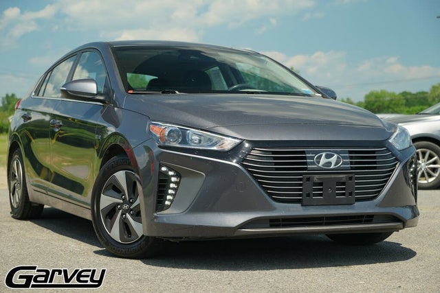 2018 Hyundai Ioniq Hybrid SEL FWD