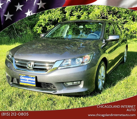 2013 Honda Accord EX-L with Nav