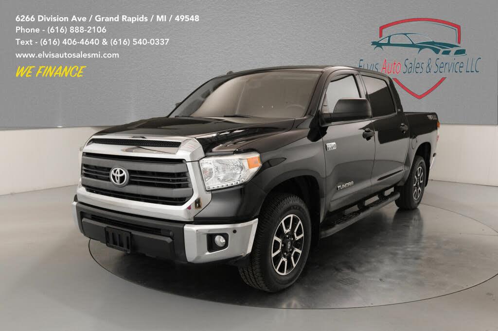 Used Toyota Tundra For Sale In Grand Rapids Mi Cargurus