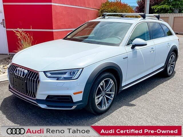 2019 Audi A4 Allroad 2.0T quattro Premium Plus AWD