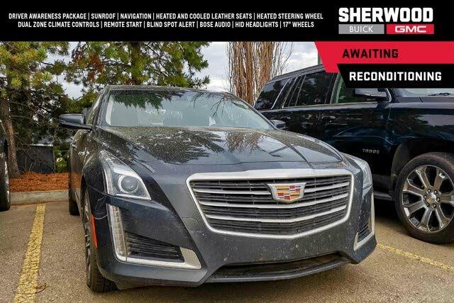 2016 Cadillac CTS 3.6L Luxury AWD
