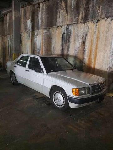 1990 Mercedes-Benz 190-Class E 2.6 Sedan