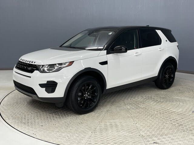 2018 Land Rover Discovery Sport SE AWD