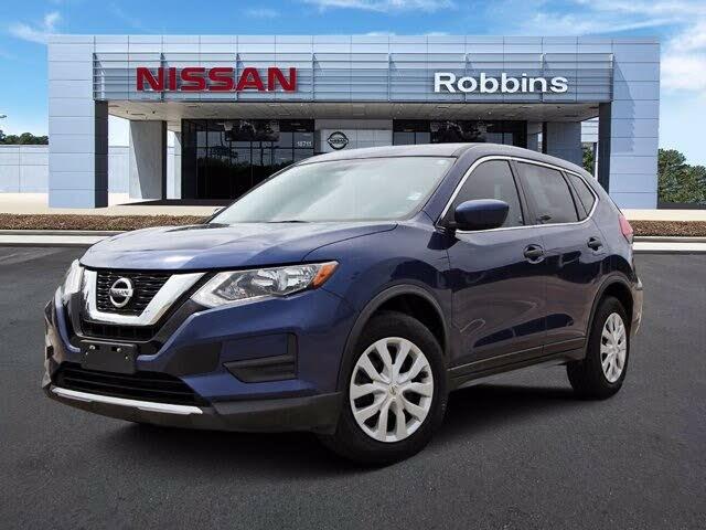 2017 Nissan Rogue S FWD