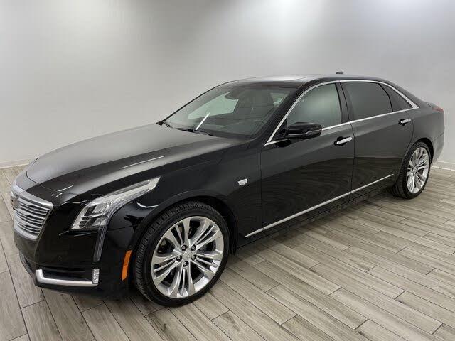 2018 Cadillac CT6 3.6L Platinum AWD