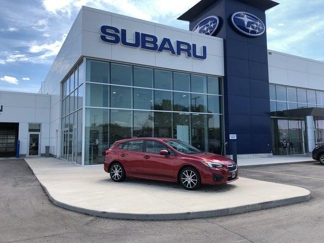 2019 Subaru Impreza Sport Wagon AWD