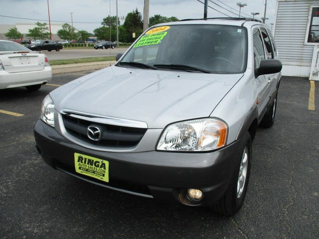 2004 Mazda Tribute ES V6 4WD