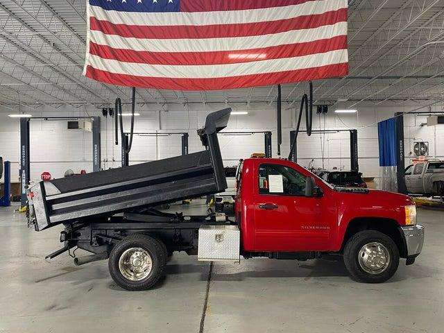 2011 Chevrolet Silverado 3500HD Chassis Work Truck 4WD