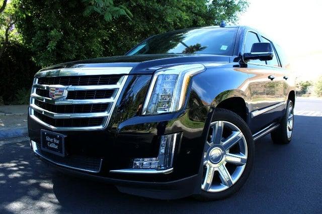 2017 Cadillac Escalade Premium Luxury RWD
