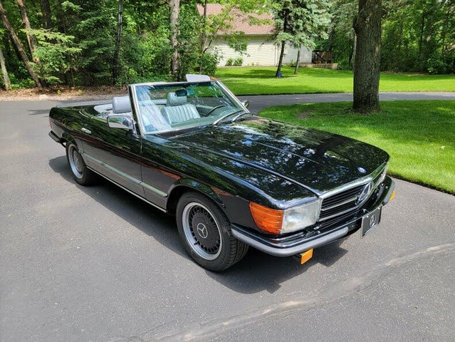 1985 Mercedes-Benz 500-Class