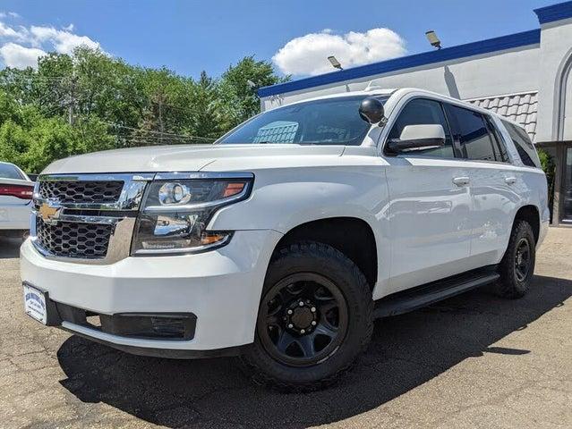 2017 Chevrolet Tahoe Police 4WD