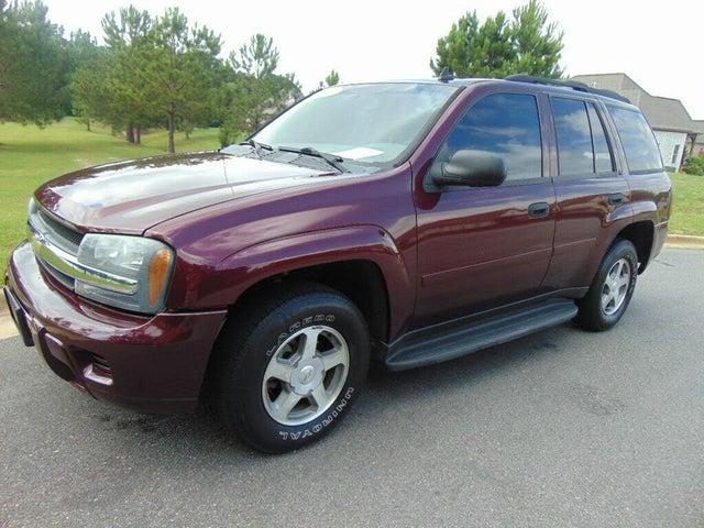 2006 Chevrolet Trailblazer LS RWD