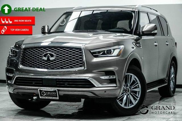 2019 INFINITI QX80 Luxe AWD
