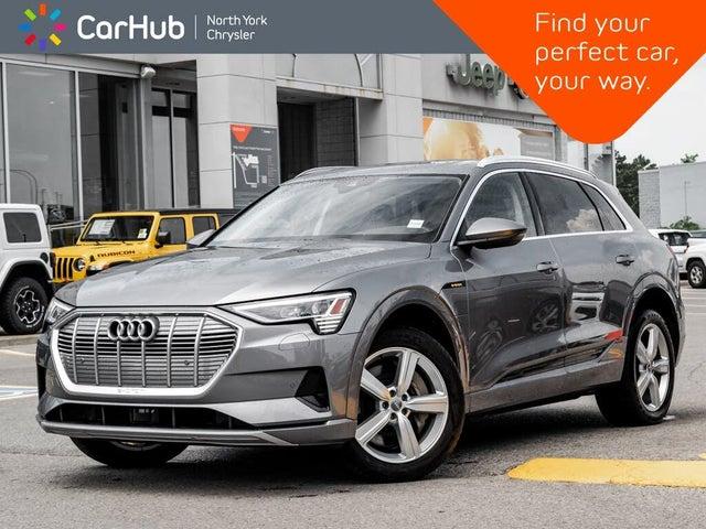 2019 Audi e-tron Progressiv quattro AWD