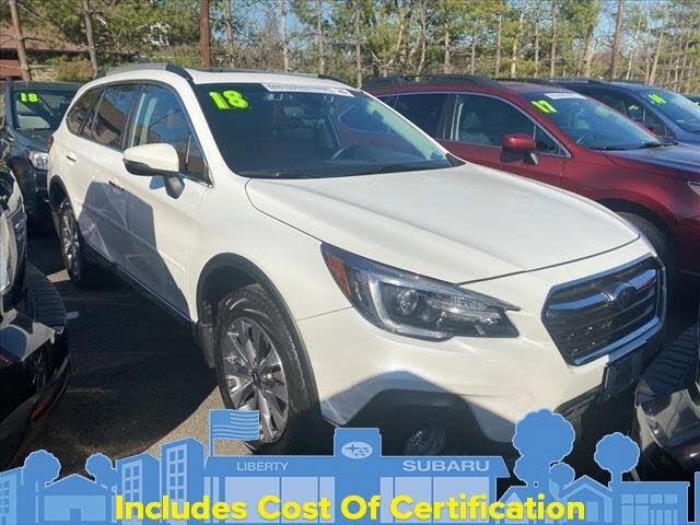 2018 Subaru Outback 3.6R Touring AWD