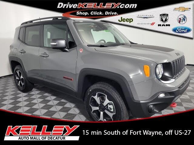 2021 Jeep Renegade Trailhawk 4WD