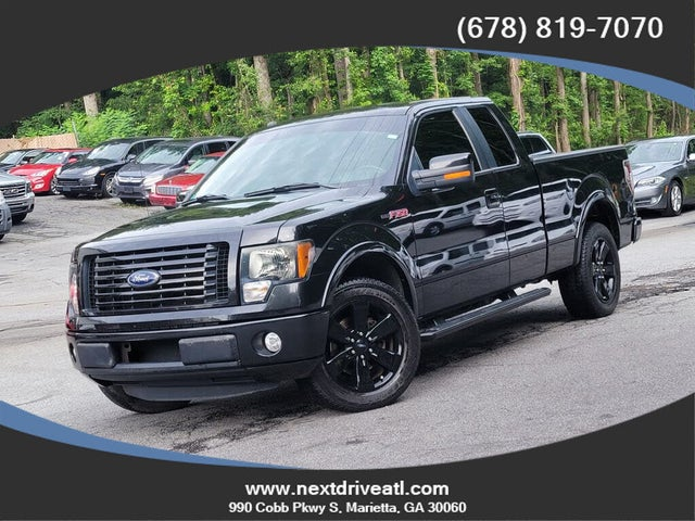 2012 Ford F-150 FX2 SuperCab